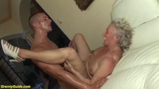 76 anni, granny scopata ruvida