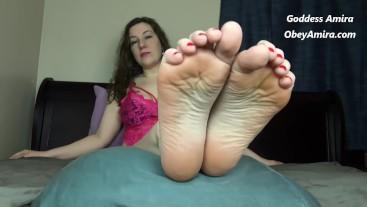 Cuckold for My Feet