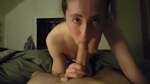 Chick sucks dick at party Barely legal amateur sucks dick at party