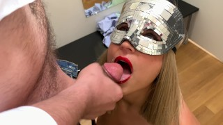 I love going shopping ;) - Blowjob in the fitting room