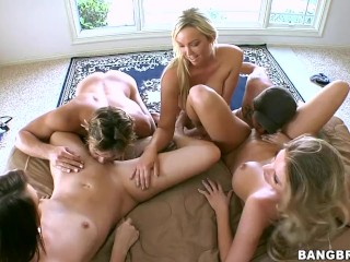 Bangbros out of gas with katie jordin