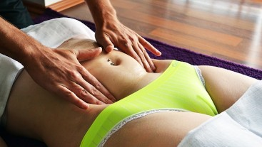 Sensual Massage For HOT Amateur European Babe - Gently and Soft Touch