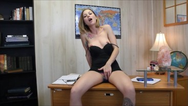 Hot Teacher JOI Makes You Cum
