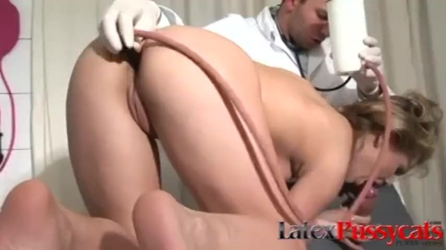 Thaylor at LatexPussyCats!