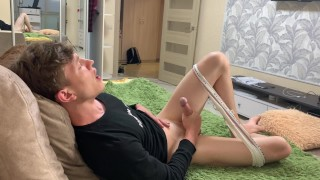 Just Relax and lay with me - Wanking , Stroking , Jerking off, Cumming