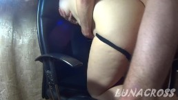 FUCKED TEEN BIG TITS GIRLFRIEND IN WET PUSSY AND TIGHT ASS BY LUNACROSS HD