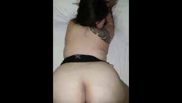 POV Doggy Style In Korea - Long Black Hair Thick Beauty Amateur RAW