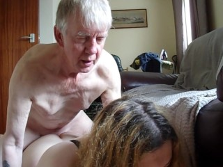 Pink Tits Pussy Old Stepdaddy Abuses Young Trans Girl Part 2 Amateur Anal Rough Sex