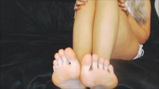 Pornhub电影 - 脚脚脚-除了脚