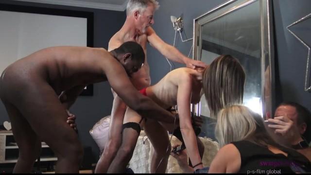 ✨FetSwing.com Party Atlanta - Kinky Fetish Swingers Have A Fuck Fest!