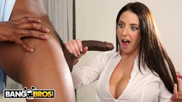 Czarny titty sex