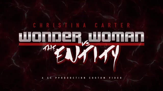 The entity nude - Wonder woman vs the entity