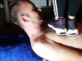 Actress pussy sex brutal trampling with adidas superstar plateau trailer kink adidas