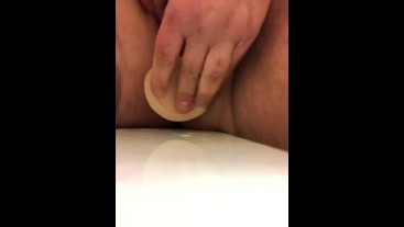 Pawg/BBW squirts all over POV camera! Or is it pee??