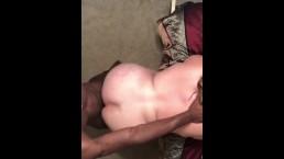 Bbw takes a pounding doggystyle