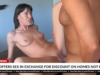 Sexi Lady Pic Vids Fck News - Agent Offers Sex In Exchange For Discount On Homes,