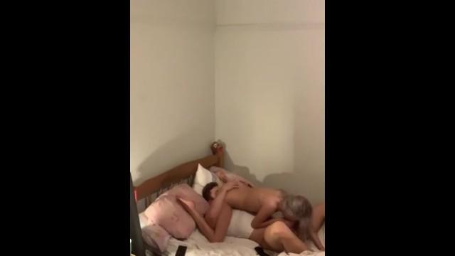 Barbie and ken having sex Hidden cam boy shagging girlfriends best mate