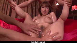 A real delight for Tiara Ayase to work cock like - More at 69avs com