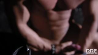 Submissive Milf Ania Kinski dominated in epic BDSM anal fetish fuck scene