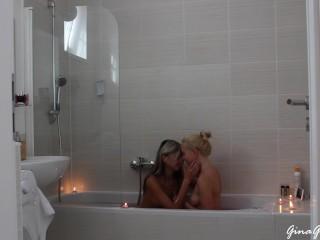 With Kiara Lord in my bath main image