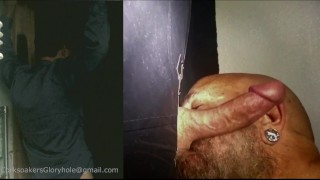 """Anonymous Gloryhole """"Business Lunch"""""""