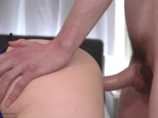 Fist of fun miss jazmin sweets doggystyle fuck petite old big cock bbc mature cou