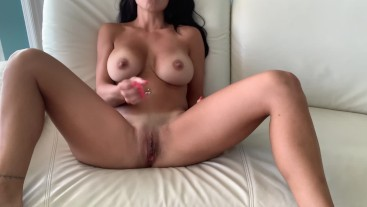 making this JOI video made me cum on my couch