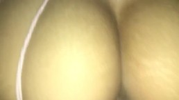 Big booty Latina rides dick