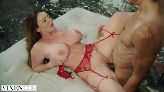 VIXEN Sophie Dee Is Completely Insatiable And Gets The Fuck Of Her Life