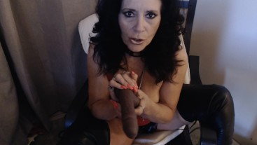 YOUR FIRST encounter with Mistress Marky
