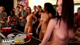 BANGBROS - Jada Stevens, Remy LaCroix & Dillion Harper On Dorm Invasion!