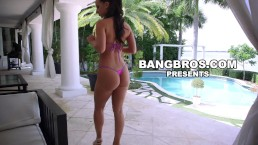 BANGBROS - Lucky Mofo Jmac Goes To Town On PAWG Jada Stevens