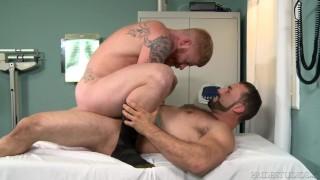 Pridestudios Dr Anthony Fully Examens Jaxton Wheelers Fat Cock