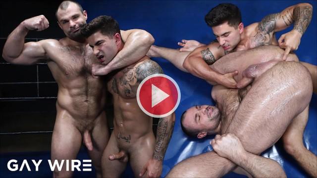 Gay asijské wrestling porno