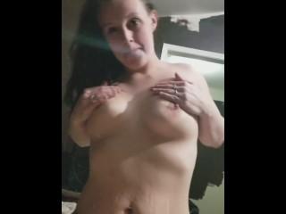 Brazilian videos porno teaching this little lost fox some english skills while she sucks me