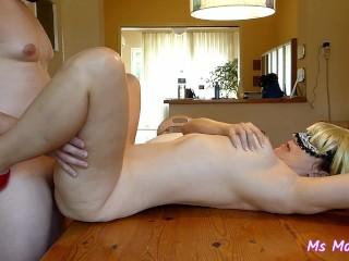 Beeg hd milf femdom glamour babe shows off her pussy purecfnm masturbate voyeur cf