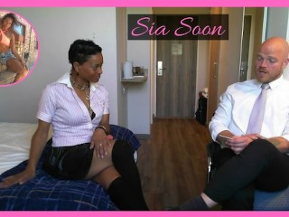 Casting African South video: South African Casting Couch Episode 4