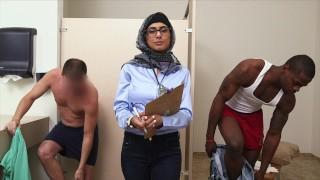 MIA KHALIFA - My Ultimate Interracial Big Dick Challenge