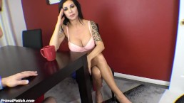 My Friend's HOT Mom Turns Into A Total Whore For Me - Melissa Lynn