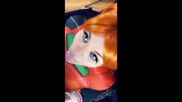 Asuka Langley (FULL BJ&CumPlay) jada jinxx