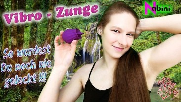 Vibrierende Zunge Unboxing - Nabini Sex Toys bei Amazon