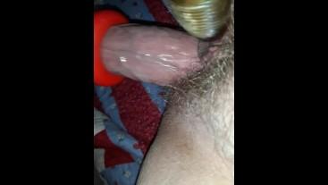 Penetrating close up