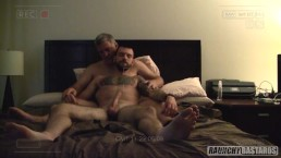 Older Fat Man Invites Younger Rent Boy To His Home For Massage And Handjob