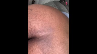 Pt. 2 Bbw tinder thot creamy pussy backshots and quick anal