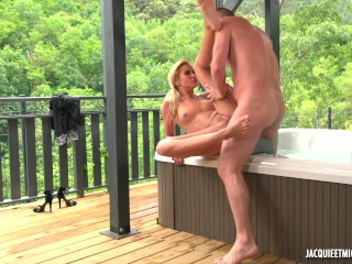 Porno De Dibujos Animados Jean-Marc Finally Gets What He Wants - Wild Camping Sc. 4 Babe