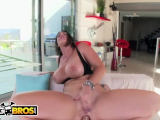 BANGBROS - Busty 6 Ft Tall Babe Alison Tyler Taking Anal From Chris Strokes