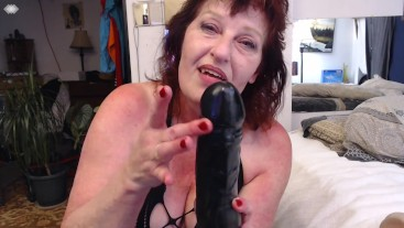 V 290 Come stroke with me and cum on my tits, JOI with countdown
