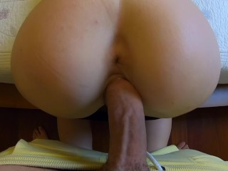 Passion Hd Vidio Horny Couple Pov Sex At Home Doggystyle Reverse Cowgirl And Huge Cumshot,