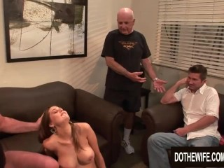 Sexy Girl Video 18 Fucking, Cuckold Hubby Watches Wife allison Moore Bouncing on a Strangers Cock Br