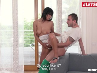 Unrated Adult Movies Fucking, LETSDOEIT- StepSister Leaves Brother Unfinished But Mommy Saves The Day Big ass